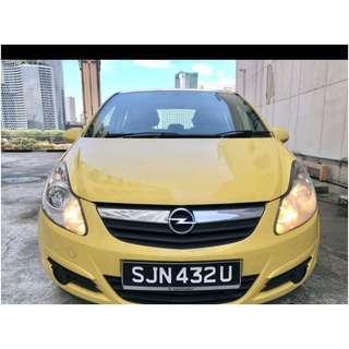 Opel Corsa 1.4 Auto 5dr