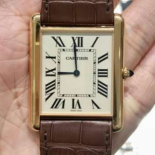 Cartier 卡地亞 W1560017