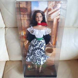 Barbie Dolls of the World Italy