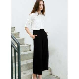 FM Langdon Pants in Black