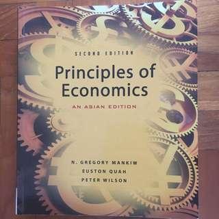 EC1101E (Principles of Economics - An Asian Edition)
