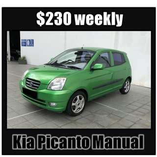 Kia Picanto Manual