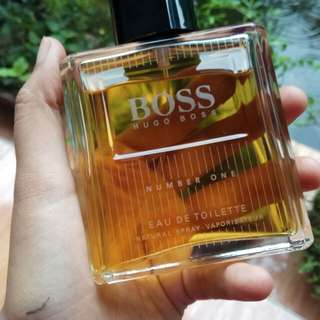 Parfum hugo boss number one