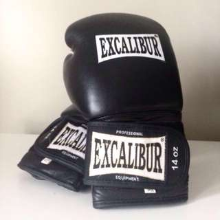 Excalibur Boxing Gloves 14oz