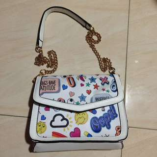 IMPORTED CHAIN BAG