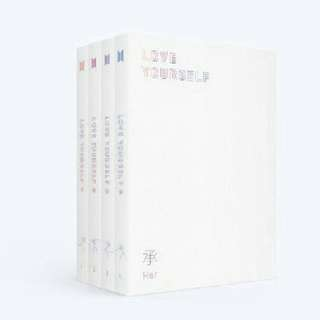 [Ready Stock] BTS Love Yourself