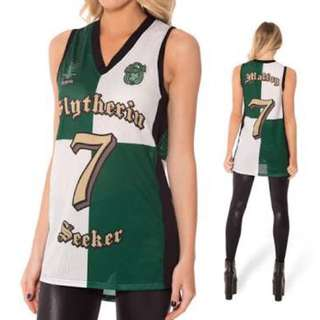 Black Milk Slytherin Shooter Large