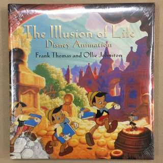 Illusion of Life: Disney Animation Book
