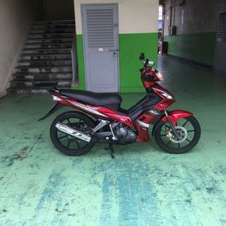 Yamaha T135