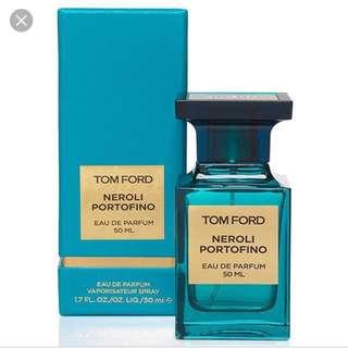 Tom Ford NEROLI PORTOFINO 50ml