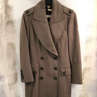 Burberry London 絨大衣