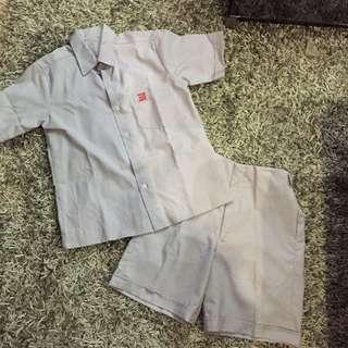JSS Uniform (Jurong Sec Sch)