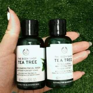 TEA TREE / Perawatan Muka