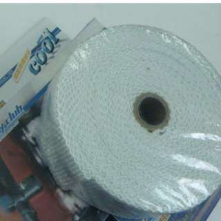 Buddy Club Super Cool thermo wrap  White  color 10 meter model 33009