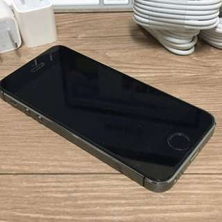 IPhone5S 16G 太空灰