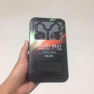 Wireless earbuds BX240