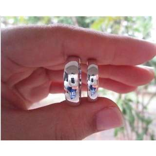 White Gold Wedding Rings 14K CODE: WD004