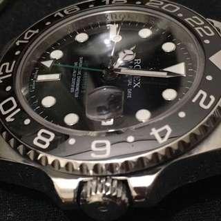 Rolex Gmt master2 116710