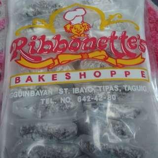 RIBONETTE'S CRINKLES 20'S