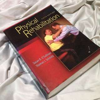 Physical Rehabilitation 5th Edition
