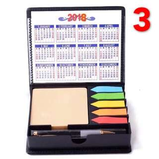 Sticky Notes with Calendar ( Perfect For Gift)