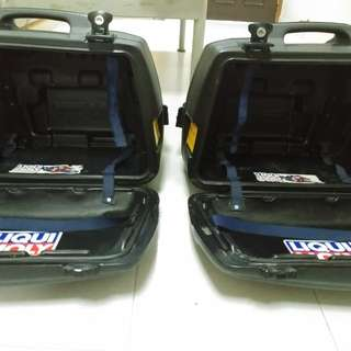 Hepco Becker 40l panniers only*