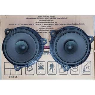 Nissan Almera Car Speaker 2pcs