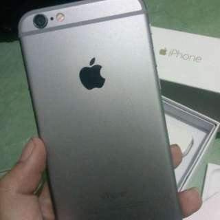 Iphone 6 64 gb ex inter
