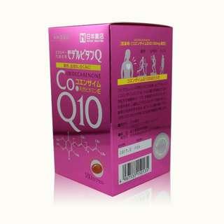 日本免稅店CO Q10每瓶5500元
