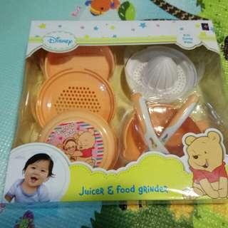 Disney Winnie The Pooh磨食餐具set