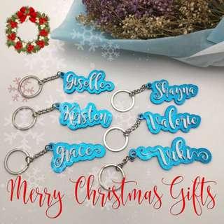 Christmas Special💗 – Custom Keychain