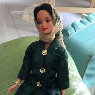 Barbie Malay Girl