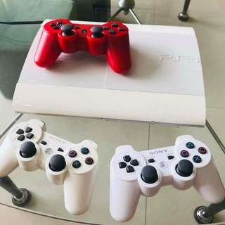 ps3 w injected games ( not converted )