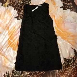 Authentic Alice +Olivia black dress