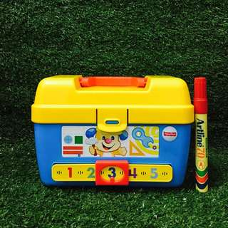 Fisher Price Tools Box