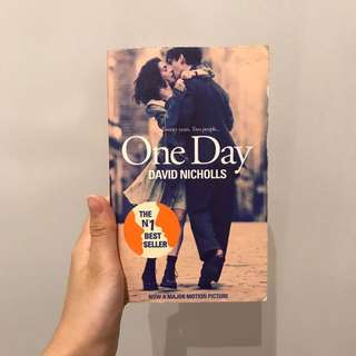 One Day (Paperback) (David Nicholls)