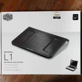BN Notebook Cooling Pad