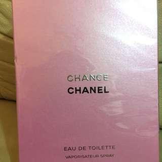 Chanel Chance香水 100ml