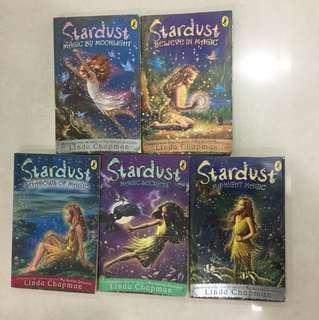 Stardust by Linda Chapman