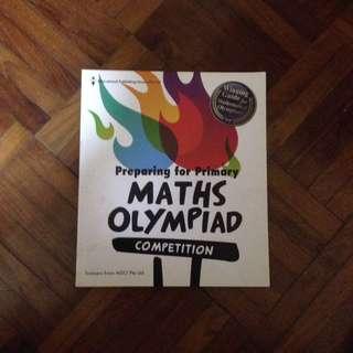 Math Olympiad preparation book