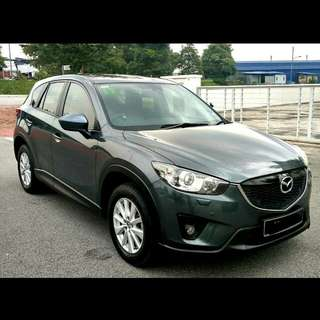 Mazda Cx5 SUV 2.0 (A)  Fullspec Sambung Bayar /Car Continue Loan