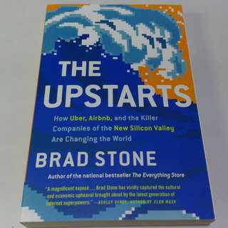 Brand new copy of The Upstarts by Brad Stone
