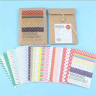 Scrapbooking stickers pack