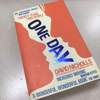 Novel One Day (english version)