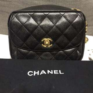 Chanel Vintage bag turn-lock