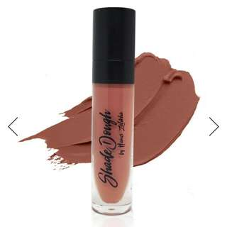 Lip bait cinnamon roll shade dough by hanis zalikha