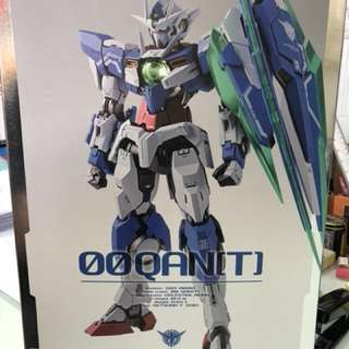 Metal build mb 00q 日版 gundam 00