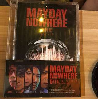 Mayday Nowhere Concert