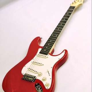Squire Electric Guitar (Red)