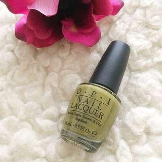 OPI Olive colour Nail polish